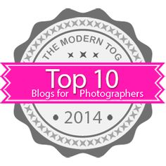 Photography Spark named a Top 10 Must-Read Blogs for Pro Photographers in 2014! (via The Modern Tog)