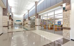 Mendenhall Elementary School : Plano ISD - Plano, Texas - VLK Architects