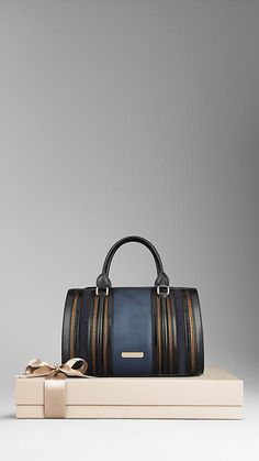 9899858d1ae Burberry Metallic and Suede Detail Bowling Bag Burberry Gifts, Burberry  Handbags, Bowling Bags,