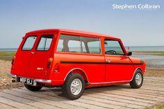 Fantastic Clubman Estate! Mini Countryman, Mini Clubman, Classic Mini, Vans Classic, Toyota Mr2, Mini Things, Small Cars, Minis, 1960s