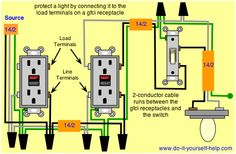 Household Wiring Good  plete Diagram Small Std in addition Afci also Bcd Ee Aa A Fe Circuit besides Ground Fault Wiring Diagram Stylesync Me Within Circuit Interrupter likewise Wire Gfci Circuit Breaker X. on ground fault circuit interrupter diagram