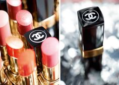Chanel Rouge Coco Shine Lipsticks