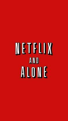 Netflix and alone, wallpaper Mood Wallpaper, Wallpaper Iphone Cute, Aesthetic Iphone Wallpaper, Screen Wallpaper, Wallpaper Quotes, Aesthetic Wallpapers, Pray Wallpaper, Iphone Pics, Cute Tumblr Wallpaper