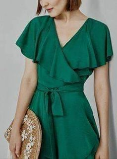 Plus size outfits Lovely Dresses, Stylish Dresses, Simple Dresses, Casual Dresses, Short Dresses, Fashion Dresses, Fashion Sewing, Classy Dress, Pretty Outfits