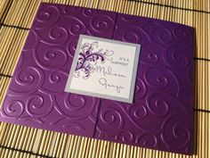 Swirl Quinceanera Invitations Sweet Sixteen by anaderoux on Etsy