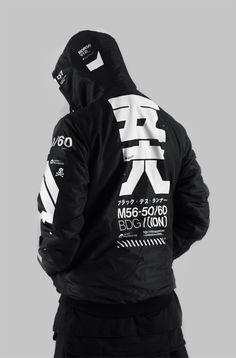 Mode Cyberpunk, Cyberpunk Clothes, Cyberpunk Fashion, Dark Fashion, Mens Fashion, Steampunk Fashion, Gothic Fashion, Japanese Streetwear, Mein Style