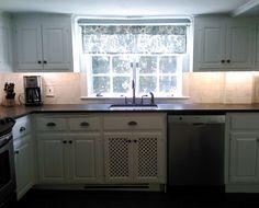 Same Kitchen Space, More Storage | Radiators, Storage and Kitchens