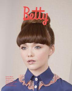 Betty Magazine — Betty Magazine Winter 2011/12