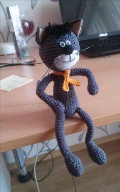 Mirr Murr, horgolás, crochet, amigurumi own design