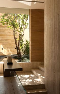 RW: love the bright and warm wood everywhere. Very inviting.