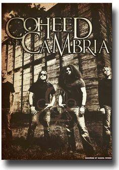 Coheed and Cambria Poster #Coheed #CoheedandCambria $9.84