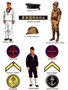 Navy Japanese