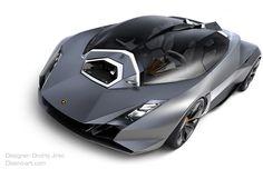 Lamborghini Perdigón'dan Görüntü