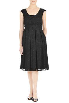 I <3 this Chelsea dress from eShakti