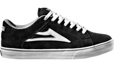 Lakai Shoes Foster 2 Select - black suede