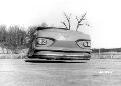 """Ford """"Glideair"""" Hover Car, 1961"""
