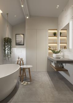 MP House - bathroominspo # design #interiordesign #home #decor #inspiration d4650467610319.5b3f7eaab59cc.jpg (1240×1750)