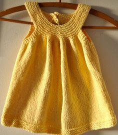 Knitted Pinafore Dress Pattern Free : 1000+ images about Knitting ~ Kids Clothes on Pinterest ...