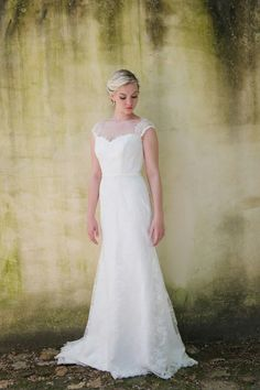 Robyn Roberts Studio offers a unique experience to brides looking for the perfect wedding gown. If you are looking for a dress ready to wear, a custom design or Perfect Wedding, One Shoulder Wedding Dress, Wedding Gowns, Lace Dress, Ready To Wear, Custom Design, Ivory, Bride, Studio
