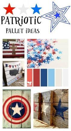 DIY Patriotic Home D