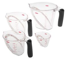 OXO Good Grips 4-piece Angled Measuring Cup Set