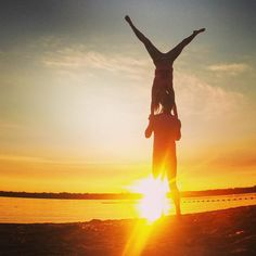 It's starting to get chilly here in Ottawa brrrrrr! Remembering warm sun and sand with this hand to hand. :) #GoodTimes  #Sunset #Together #Handstand #Memories #Love #Yoga #InstaYoga #Circus #Acrobatics #Acrovinyasa #Yogini #Yogi #Acroyoga #AcroRevolution #OttawaYoga #Ottawa #igyogafamily #YogaJunkie #Beach #Conciousness #Namaste #Fitspiration #FitCouple #Fitspo #FitnessJourney #FunInTheSun