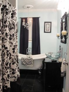 Wow! I absolutely LOVE this bathroom!