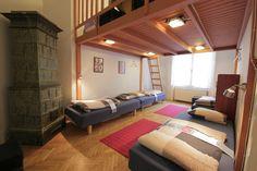 6 bed dormitory #maverick #maverickhostel #budapest #hungary #maverickcitylodge #travel #europe #backpacking #backpackerlife #hostel #hospitality