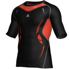 Adidas Techfit - Cool, but the sleeves are too long, I think.