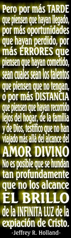 -Elder Jeffrey R. Holland. Español SUD LDS