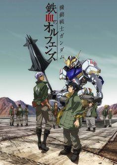 Nonton, streaming, download anime Mobile Suit Gundam Iron-Blooded Orphans gudanganime
