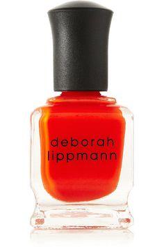 Deborah Lippmann nail polish in Don't Stop Believin'