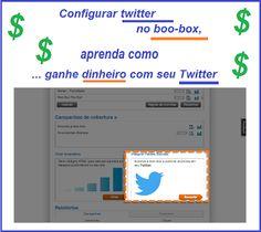 ediHITT.: Configurar twitter / boo-box, aprenda como ... ganhe dinheiro com seu Twittervocê acaba de acessar : www.edihitt.com.br