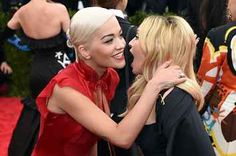 Madonna Made Rita Ora Kneel Before Her The First Time They Met