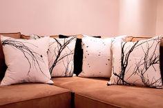 Nord Cushions. Available at Nina's House on the King's Road, London or at ninashouse.com