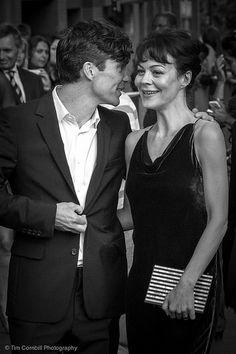 Cillian Murphy & Helen McCrory - Peaky Blinders Series 2 W… | Flickr