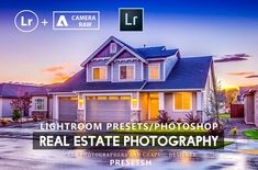 This collection contains 20 carefully crafted Lightroom presets and photoshop specially developed for Real Estate and Interior photography. Presets Photoshop, Lightroom Workflow, Best Photoshop Actions, Photoshop For Photographers, Photoshop Photography, Real Estate Photographer, Interior Photography, Photoshop Tutorial, Photoshop Design
