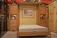 Headboard With Storage And Lights To Read At Night