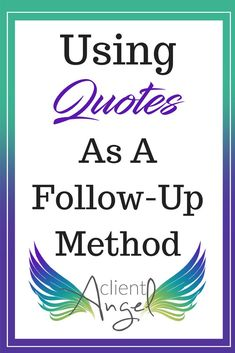 Ever thought to use quotes as a follow-up method?  Check out how to do just that and really impress your customers.  #followup #usingquotes #customerlove #customerservice #workathome Up Quotes, Work Quotes, Customer Quotes, Traci Lynn Fashion Jewelry, Damsel In Defense, Initials Inc, Pure Romance Consultant, Direct Sales Tips, Being Used Quotes