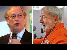 Ciro Gomes Chama Lula e seus filhos de Ladrões-inacreditável