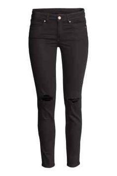 Super Skinny Ankle Jeans