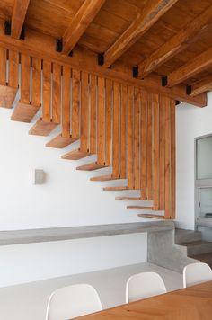 Woo nice stairs