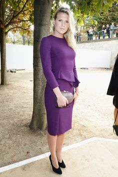 PFW: Front Row at Elie Saab - Pictures - Zimbio