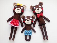 blita: Os três ursos :: The three bears