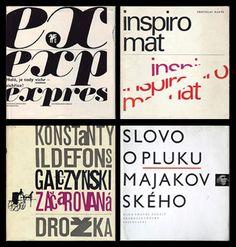 Oldřich Hlavsa: Book Covers, via: http://www.facebook.com/mbeletsky/posts/356021591128504