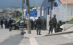 G1 - Veja fotos da violência no Rio de Janeiro - fotos em Rio de Janeiro