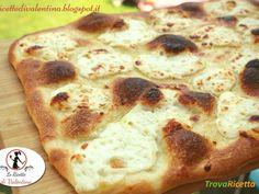 Focaccia rapida allo stracchino  #ricette #food #recipes