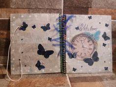 Libreta Art journal