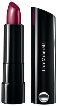 Fall beauty: BareMinerals Marvelous Moxie Lipstick in Live Large