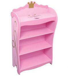 Fun and Stylish Little Girls Bedroom Furniture Design, Princess ...